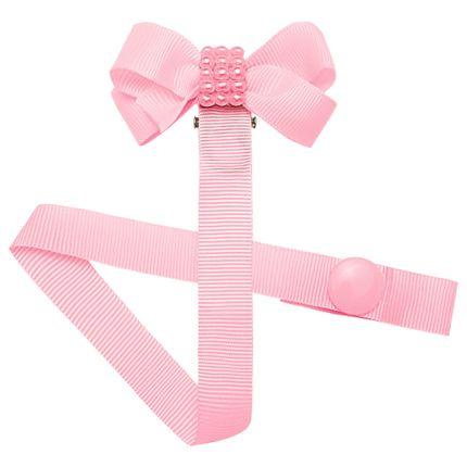 01119005046_A-saude-e-bem-estar-chupetas-acessorios-prendedor-de-chupeta-laco---mini-perolas-rosa-roana-no-bebefacil-loja-de-roupas-enxoval-e-acessorios-para-bebes