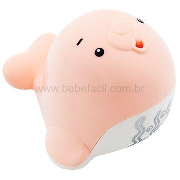 BUBA11852-A-Regador-de-Banho-para-bebe-Foca-Rosa-6m---Buba