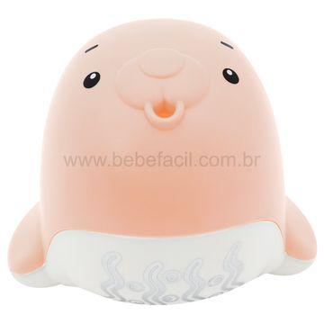 BUBA11852-B-Regador-de-Banho-para-bebe-Foca-Rosa-6m---Buba