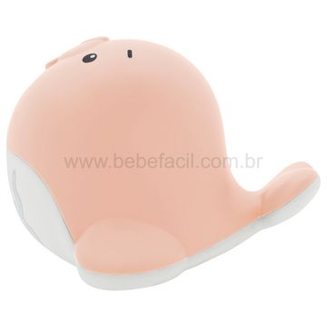 BUBA11852-C-Regador-de-Banho-para-bebe-Foca-Rosa-6m---Buba