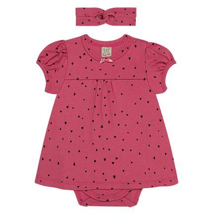 PL66454_A-moda-bebe-menina-body-vestido-com-faixa-turbante-de-cabelo-coracoes-pink-no-bebefacil-loja-de-roupas-enxoval-e-acessorios-para-bebes