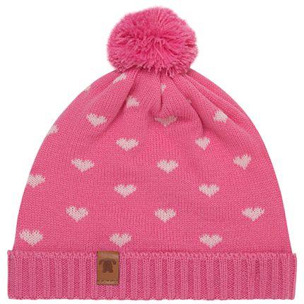 PL66523.V1_A-moda-bebe-menina-acessorios-touca-em-tricot-coracoes-pink-pingo-lele-no-bebefacil-loja-de-roupas-enxoval-e-acessorios-para-bebes