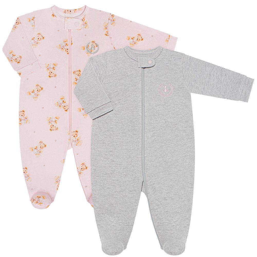 CQ20.097-131_A-moda-bebe-menina-kit-2-macacaoes-longo-em-suedine-malha-ursinha-coquelicot-no-bebefacil-loja-de-roupas-enxoval-e-acessorios-para-bebes