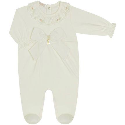 4909057A031-RN_A1-moda-bebe-menina-macacao-longo-em-algodao-egipcio-laco-marfim-roana-no-bebefacil-loja-de-roupas-enxoval-e-acessorios-para-bebes