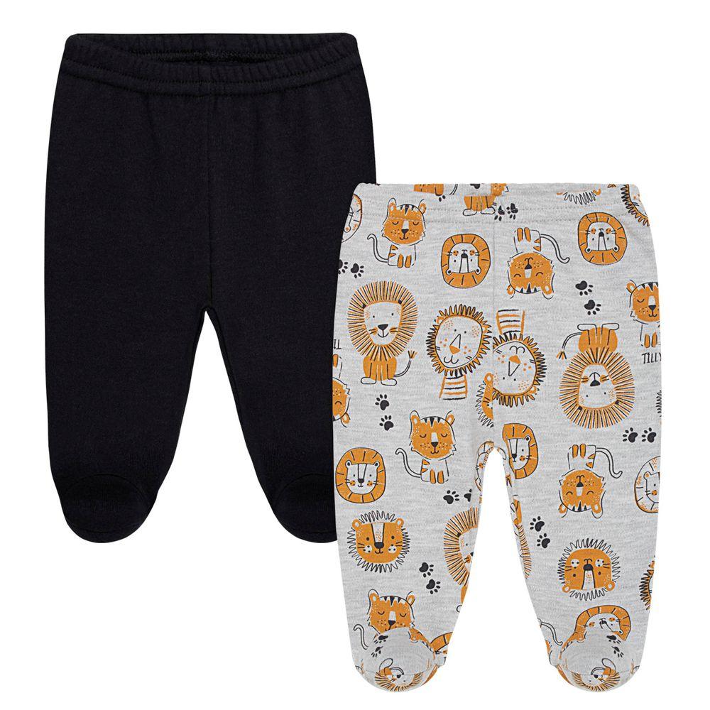 TB202123-RN_A-moda-bebe-menino-kit-2-calcas-mijao-em-suedine-leaozinho-tilly-baby-no-bebefacil-loja-de-roupas-enxoval-e-acessorios-para-bebes