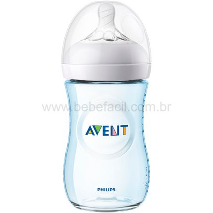 SCF035-17-A-Mamadeira-Petala-260ml-Azul-1m---Philips-Avent