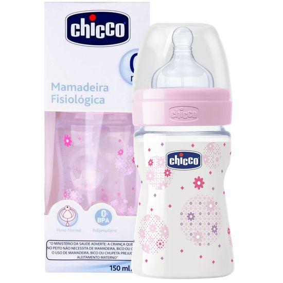CH1006-A-Mamadeira-Fisiologica-150ml-Fluxo-Normal-Rosa-0m---Chicco