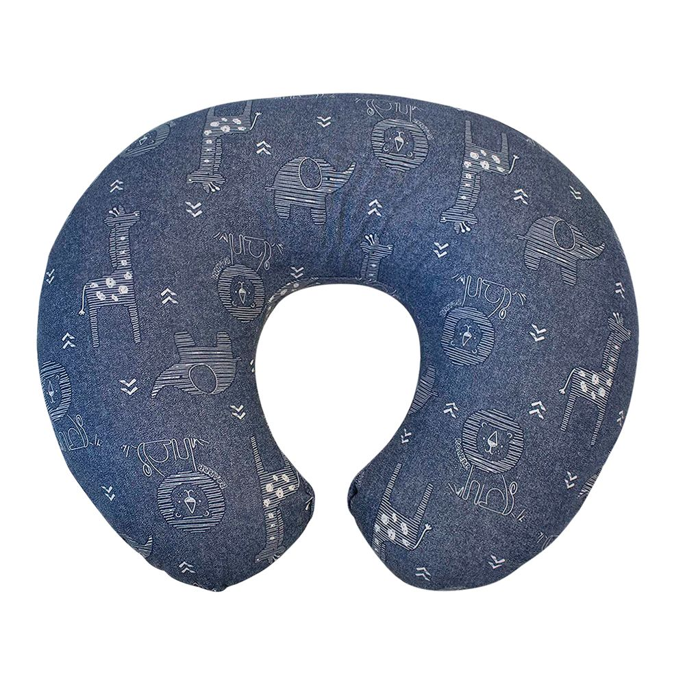 CH4001-C-A-Almofada-de-Amamentacao-Boppy-c-Capa-Denim-Animals---Chicco