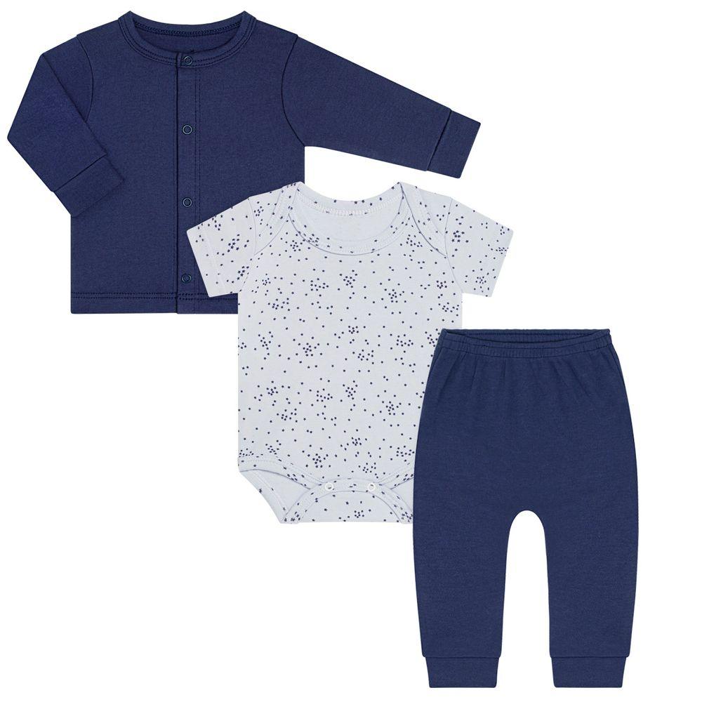 JUN31112_A-moda-bebe-menino-pagao-casaquinho-body-curto-calca-em-suedine-estrelinhas-junkes-baby-no-bebefacil-loja-de-roupas-enxoval-e-acessorios-para-bebes