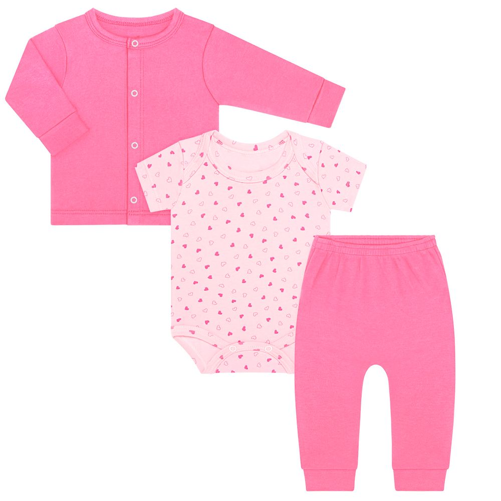JUN30112_A-moda-bebe-menina-pagao-casaquinho-body-curto-calca-em-suedine-coracoes-junkes-baby-no-bebefacil-loja-de-roupas-enxoval-e-acessorios-para-bebes