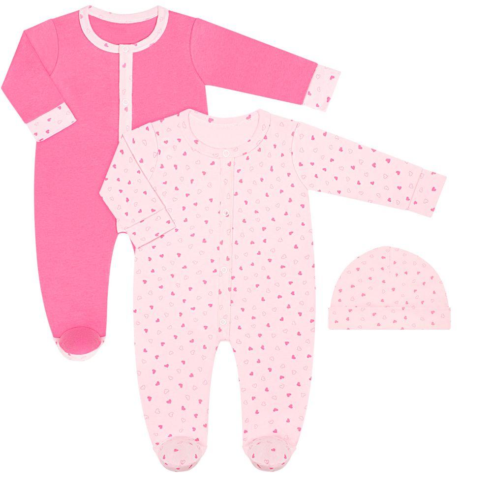 JUN30113_A-moda-bebe-menina-kit-2-macacoes-longos-em-suedine-coracoes-junkes-baby-no-bebefacil-loja-de-roupas-enxoval-e-acessorios-para-bebes