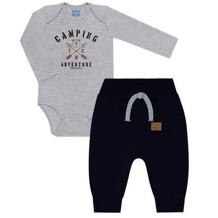 TMX4074-ME-P_A-moda-bebe-menino-conjunto-body-longo-calca-moletom-camping-mescla-tmx-no-bebefacil-loja-de-roupas-enxoval-e-acessorios-para-bebes