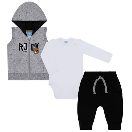TMX4077-ME-P_A-moda-bebe-menino-colete-capuz-body-longo-calca-saruel-moletom-rock-mescla-tmx-no-bebefacil-loja-de-roupas-enxoval-e-acessorios-para-bebes
