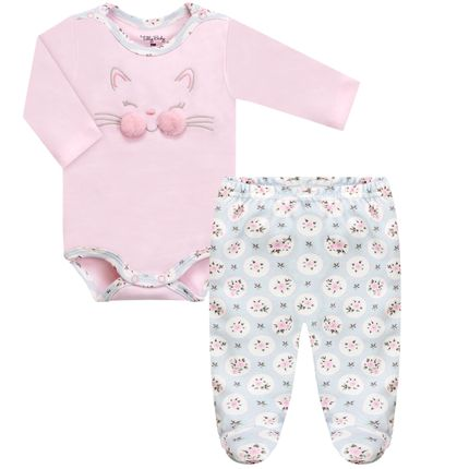 TB202440-A-moda-bebe-menina-conjunto-body-longo-calca-mijao-em-suedine-flores-gatinha-tilly-baby-no-bebefacil-loja-de-roupas-enxoval-e-acassorios-para-bebes