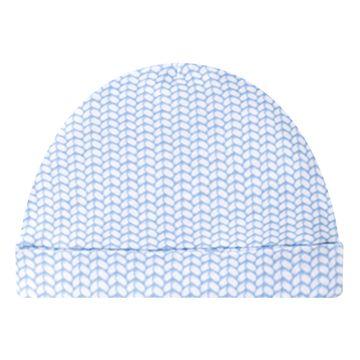 PL66470-B-moda-bebe-menino-acesssorios-kit-touca-luva-sapatinho-em-suedine-trico-azul-pingo-lele-no-bebefacil-loja-de-roupas-enxoval-para-bebes