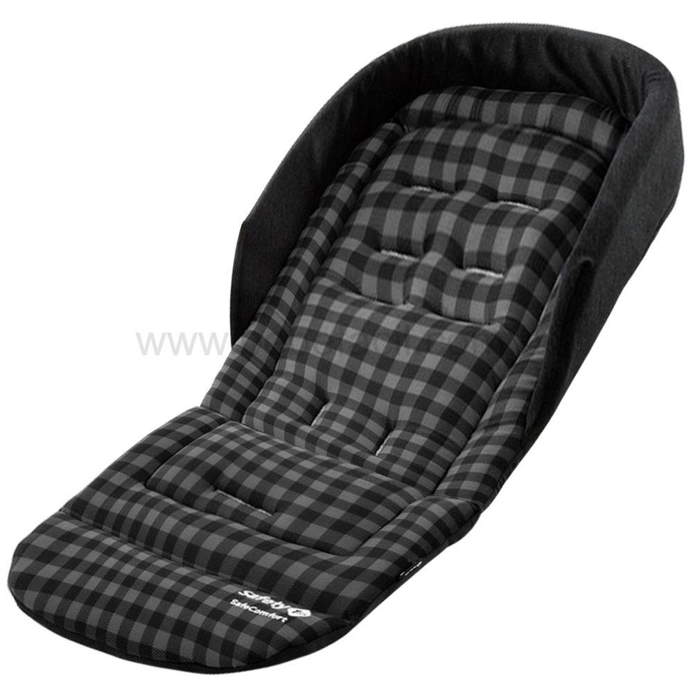 IMP91553-A-Almofada-Protetora-para-carrinho-de-bebe-SafeComfort-Plaid-Black---Safety-1st
