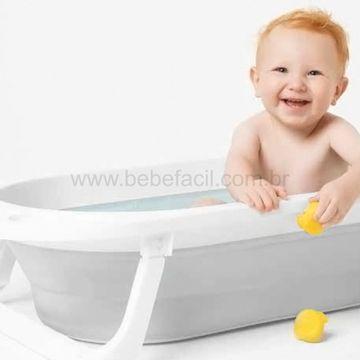 BUBA12112-B-Banheira-Dobravel-Baby-Cinza-0m---Buba