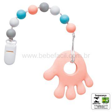 BUBA11939-B-Mordedor-em-Silicone-com-Prendedor-de-Chupeta-Rosa-3m---Buba