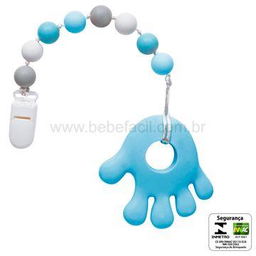 BUBA11938-B-Mordedor-em-Silicone-com-Prendedor-de-Chupeta-Azul-3m---Buba