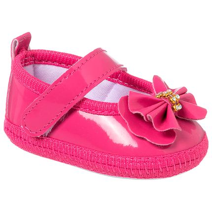 KB1142-2-A-Sapatilha-para-bebe-em-verniz-Laco-Pink---Keto-Baby