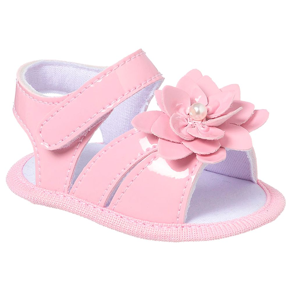 KB5288-7-A-Sandalia-para-bebe-Lotus-Rosa---Keto-Baby