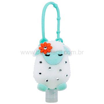 B21420-J-A-Alcool-Gel-70-Antisseptico-com-Hidratante-para-as-Maos-30ml-Ovelinha---Baby-Bath