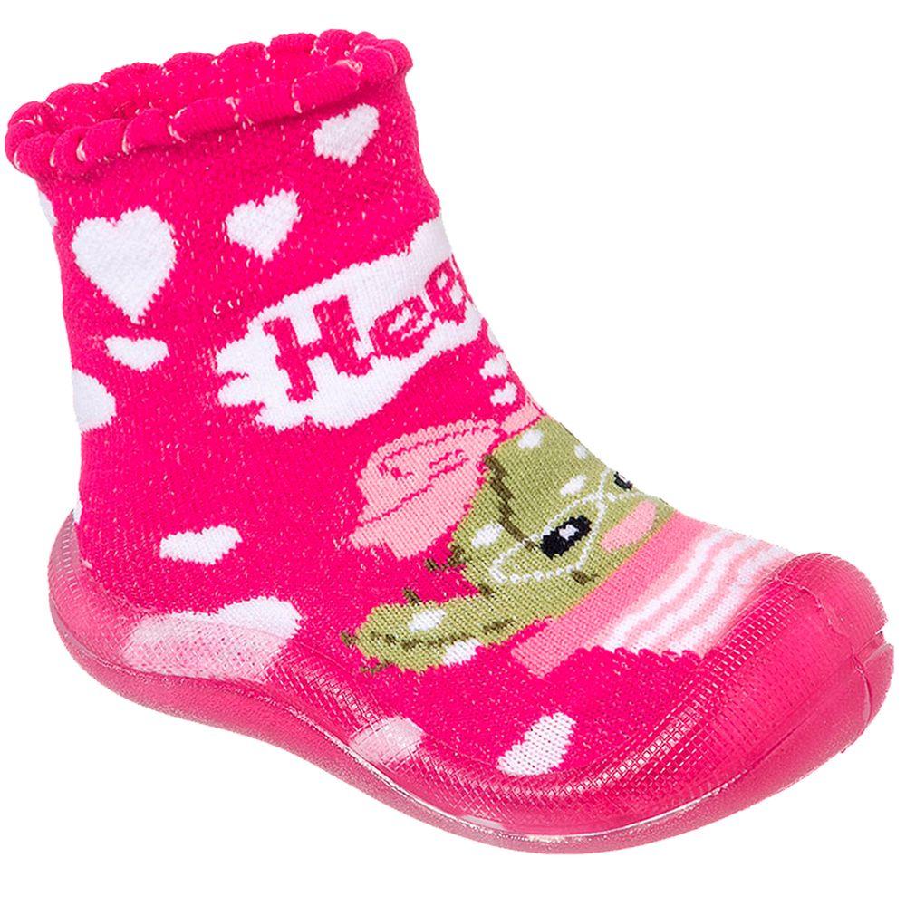 KB22037-2-A-Meia-c-Sola-para-bebe-Hello-Cacto-Pink---Keto-Baby