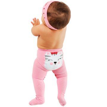 LK045.001-GA-A-moda-menina-meia-calca-com-faixa-meia-para-bebe-algodao-gatinha-rosa-no-bebefacil-loja-de-roupas-enxoval-e-acessorios-para-bebes
