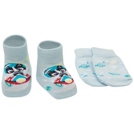 PK6914-DG-A-moda-bebe-menino-acessorios-kit-luva-meia-dog-puket-no-bebefacil-loja-de-roupas-enxoval-e-acessorios-para-bebe