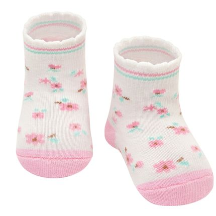 PK6902-FL-A-moda-bebe-menina-meia-soquete-flores-puket-no-bebefacil-loja-de-roupas-enxoval-e-acessorios-para-bebes