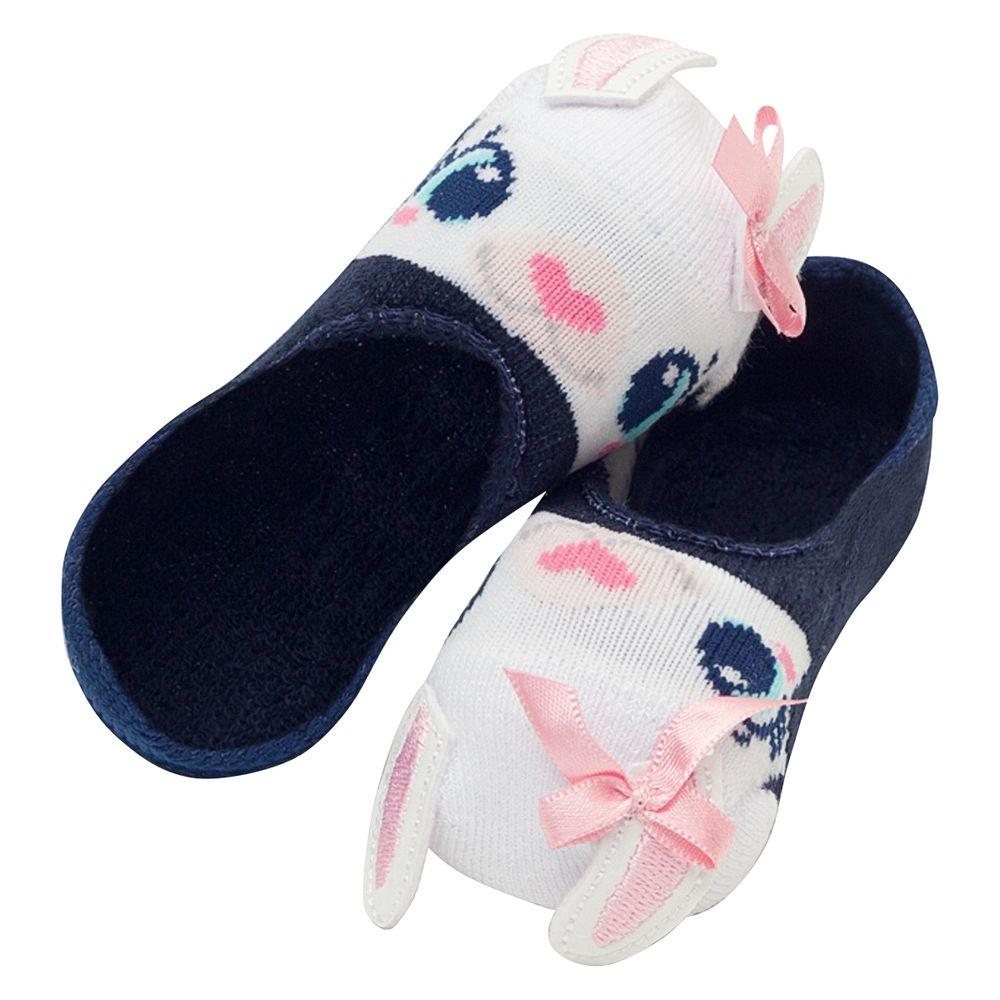 PK70359-CA-A-moda-bebe-menina-acessorios-meia-sapatinho-3d-coelhinha-puket-no-bebefacil-loja-de-roupas-enxoval-e-acessorios-para-bebes