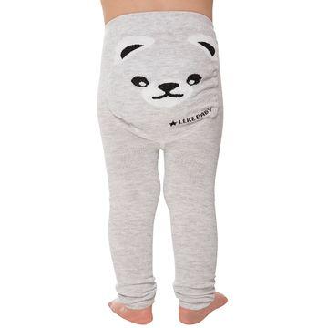 LK071.003-A-moda-menino-menina-legging-para-bebe-em-algodao-ursinho-leke-no-bebefacil-loja-de-roupas-enxoval-e-acessorios-para-bebes