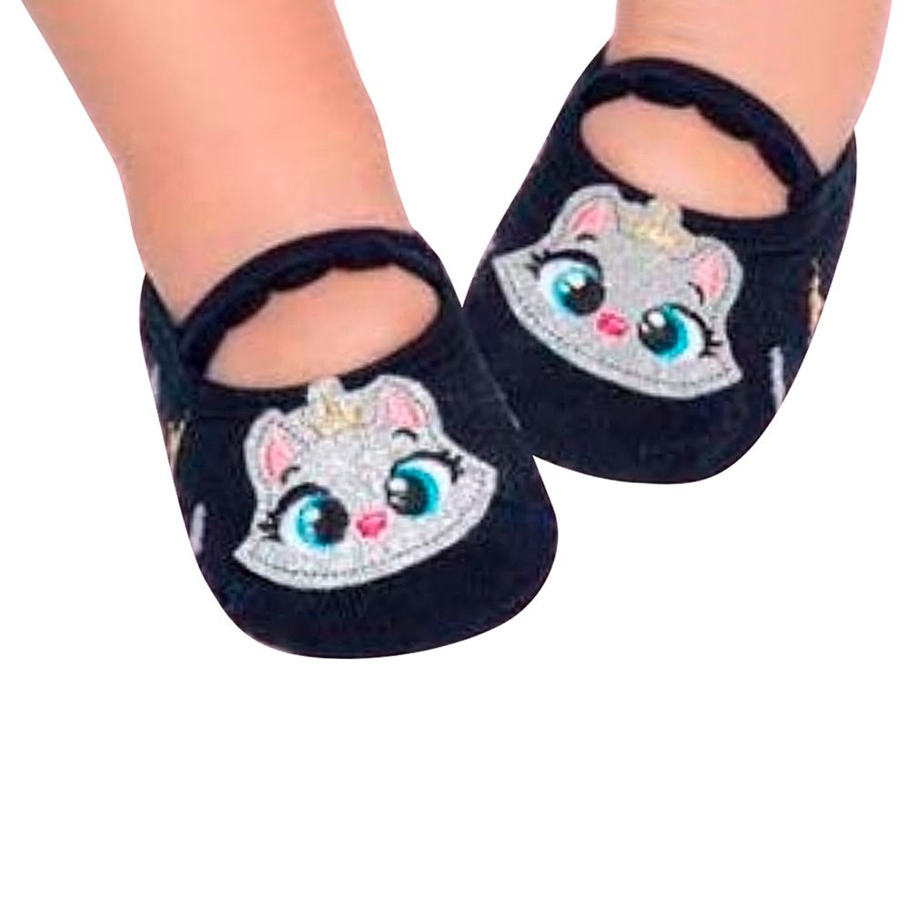 PK6939-GB-A-moda-menina-meia-sapatilha-baby-gatinha-marinho-puket-no-bebefacil-loja-de-roupas-enxoval-e-acessorios-para-bebes