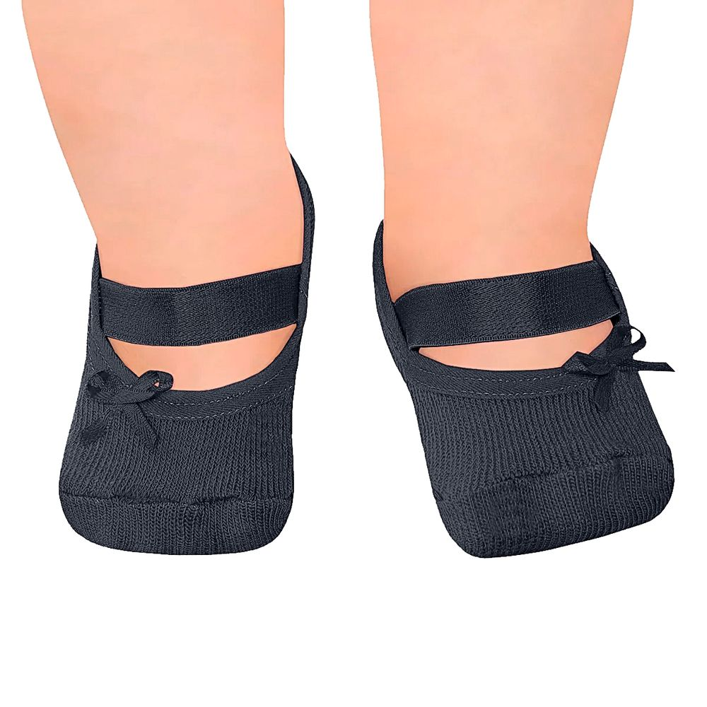 PK7039-LP-A-moda-bebe-menina-meia-sapatilha-boneca-laco-preto-puket-no-bebefacil-loja-de-roupas-enxoval-e-acessorios-para-bebes