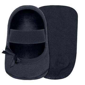 PK7039-LP-C-moda-bebe-menina-meia-sapatilha-boneca-laco-preto-puket-no-bebefacil-loja-de-roupas-enxoval-e-acessorios-para-bebes