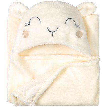 42732-0106-A-enxoval-e-maternidade-bebe-menino-menina-manta-em-fleece-marfim-up-baby-no-bebefacil-loja-de-roupas-enxoval-e-acessorios-para-bebes