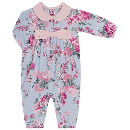JUN50100_A-moda-bebe-menina-macaco-longo-golinha-e-laco-floral-em-plush-junkes-baby-no-bebefacil-loja-de-roupas-enxoval-e-acessorios-para-bebes