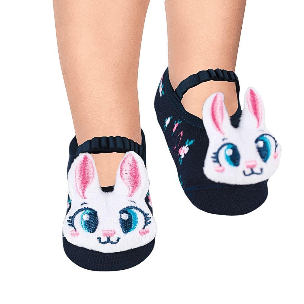 PK70339-CO-A-moda-menina-meia-sapatilha-aplique-led-coelhinha-puket-no-bebefacil-loja-de-roupas-enxoval-e-acessorios-para-bebes