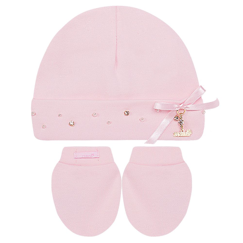 7026076046-KIT-TOUCA-E-LUVA-BORDADO-ROSA-RN
