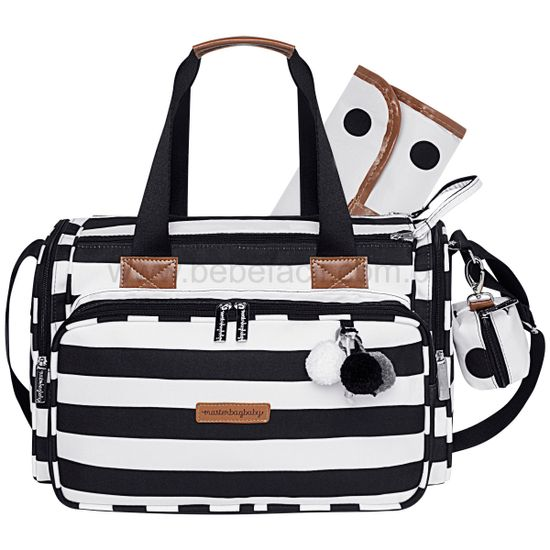 MB12BRO210.21-A-Bolsa-Termica-para-bebe-Anne-Brooklyn-Black-and-White---Masterbag