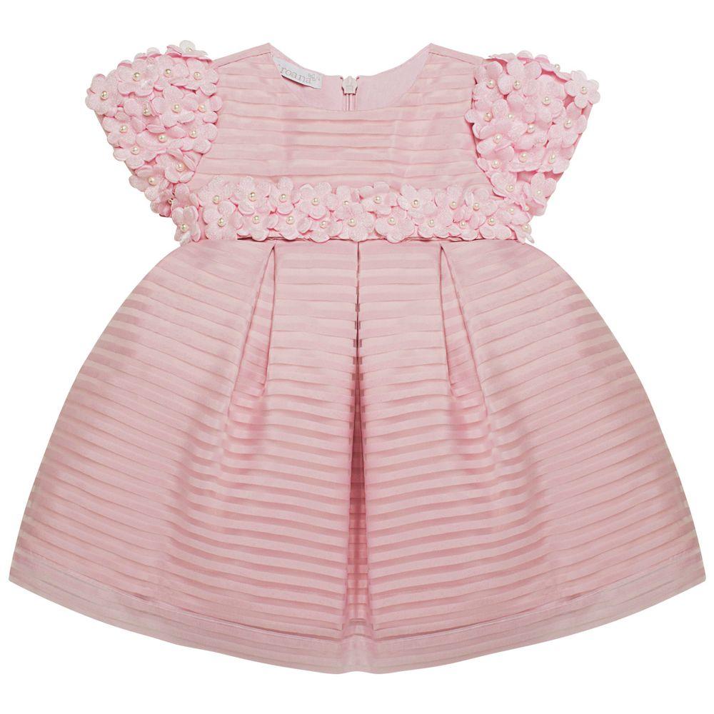 4166078A046_A-moda-bebe-menina-vestido-festa-em-organza-florzinhas-roana-no-bebefacil-loja-de-roupas-enxoval-e-acessorios-para-bebes