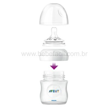 SCD101-01-D-Kit-Mamadeiras-Petala-125ml-e-260ml-0m---Philips-Avent
