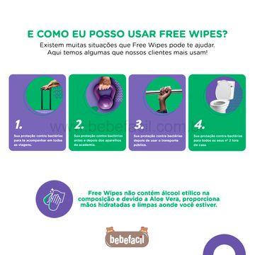 FREEW018300-D-Lencos-Umedecidos-Antissepticos-Freewipes-para-Higienizacao-das-Maos-20-Unidades---FreeCo