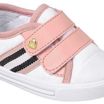 KB24016-169-B-Tenis-para-bebe-Star-Listras-Rosa-Branco---Keto-Baby