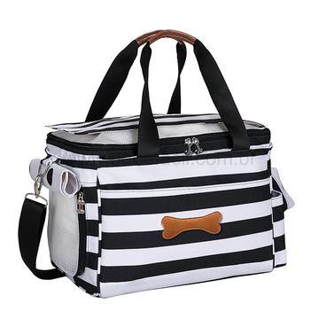MB70BRO701-B-Bolsa-Puppy-para-Pet-Brooklyn-Preta---Masterbag