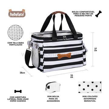 MB70BRO701-F-Bolsa-Puppy-para-Pet-Brooklyn-Preta---Masterbag