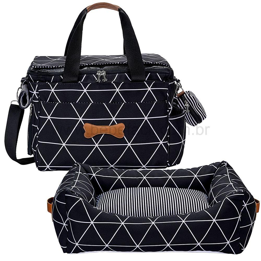MB70MAN700-MB70MAN701-A-Cama-Bolsa-Puppy-para-Pet-Manhattan-Preta---Masterbag