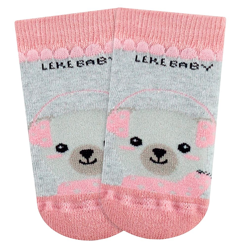 LK056.001-03-A-moda-bebe-menina-meia-soquete-atoalhada-ursinha-leke-no-bebefacil-loja-de-roupas-enxoval-e-acessorios-para-bebes