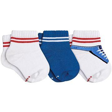 LU02000-989.0914-A-moda-bebe-menino-tripack-kit-3-meias-soquete-c-punho-soft-branca-azul-tenis-lupo-no-bebefacil-loja-de-roupas-enxoval-e-acessorios-para-bebes