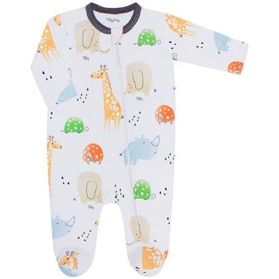 TB213160-A-moda-bebe-menino-menina-macacao-longo-com-ziper-em-suedine-animais-branca-tilly-baby-no-bebefacil-loja-de-roupas-enxoval-e-acessorios-para-bebes